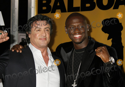 Antonio Tarver, Sylvester Stallone Photo - Photo by: RE/Westcom/starmaxinc.com