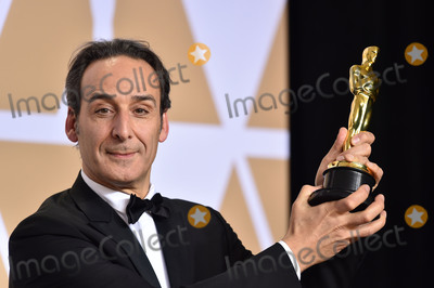Alexandre Desplat Photo - Photo by: Matt Crossick/starmaxinc.com