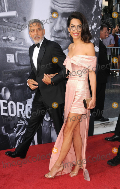 George Clooney, Amal Alamuddin Photo - Photo by: Galaxy/starmaxinc.com