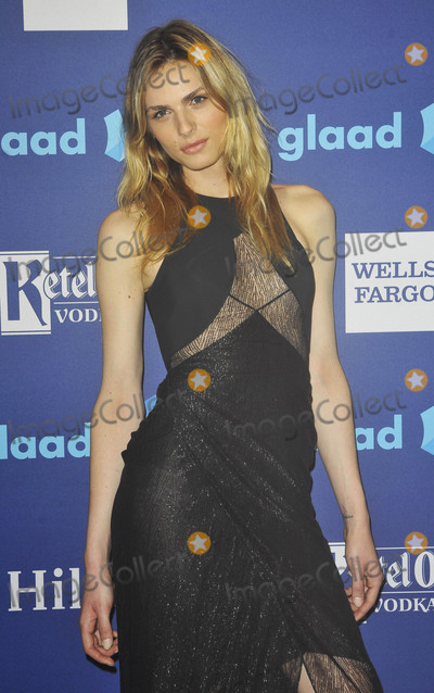 Andreja Pejic Photo - Photo by: Patricia Schlein/starmaxinc.com