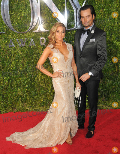 Constantine Maroulis, ANGEL REED Photo - June 7, 2015 - New York, NY - Angel Reed and Constantine Maroulis