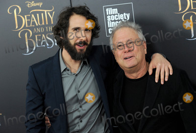 Alan Menken, Josh Groban Photo - Photo by: Dennis Van Tine/starmaxinc.com