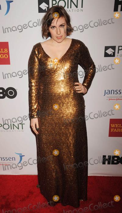 Lena Dunham Photo - Photo by: Demis Maryannakis/starmaxinc.comSTAR MAX2014ALL RIGHTS RESERVEDTelephone/Fax: (212) 995-11964/7/14Lena Dunham at The Point Foundation Gala.(NYC)