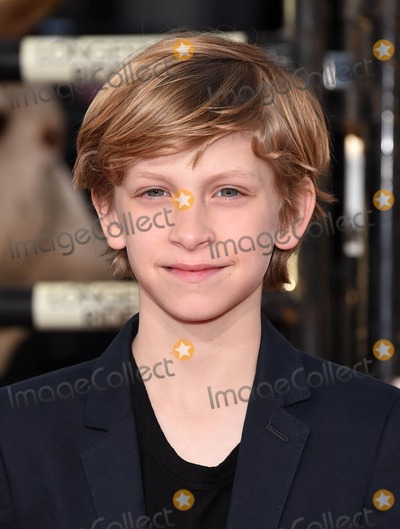 """Photo - Photo by: KGC-11/starmaxinc.comSTAR MAX2015ALL RIGHTS RESERVEDTelephone/Fax: (212) 995-11964/6/15Floyd Herrington at the premiere of """"The Longest Ride"""".(Los Angeles, CA)"""
