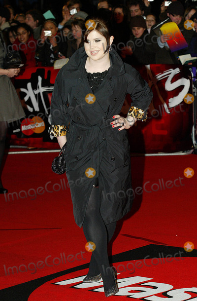 Kelly Osbourne Photo - Kelly Osbourne at the Brit Awards.