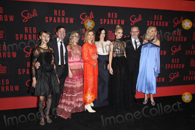 Francis Lawrence, Jennifer Lawrence, Joely Richardson, Mary - Louise Parker, Mary-Louise Parker, Sasha, Thekla Reuten, Isabella Boylston, Louise Parker Photo - Photo by: John Nacion/starmaxinc.com