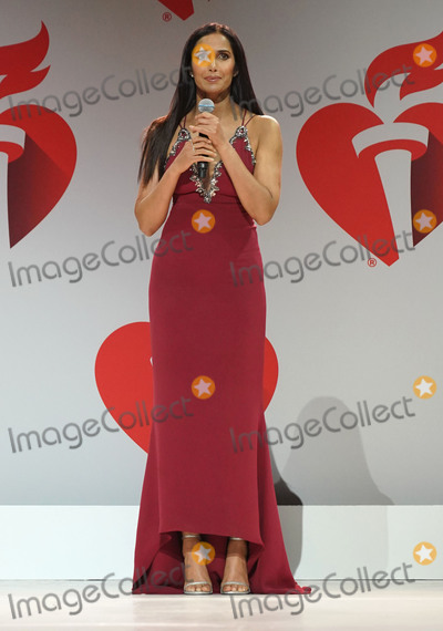 Padma Lakshmi Photo - Photo by: zz/John Nacion/starmaxinc.comSTAR MAXCopyright 2019ALL RIGHTS RESERVEDTelephone/Fax: (212) 995-11962/7/19Padma Lakshmi on the runway at The American Heart Association's Go Red For Women Red Dress Collection Fashion Show during New York Fashion Week in New York City.(NYC)