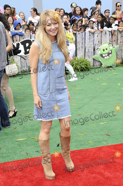 Charlotte Ross, Angry Bird, Angry Birds Photo - Photo by: Michael Germana/starmaxinc.com