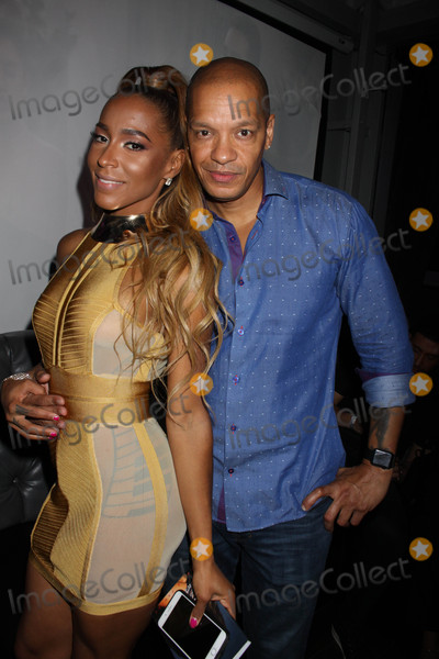 Amina Buddafly Photo - Photo by: Victor Malafronte/starmaxinc.comSTAR MAX2017ALL RIGHTS RESERVEDTelephone/Fax: (212) 995-119610/12/17Peter Gunz and Amina Buddafly at The WE TV celebration of the return of Marriage Bootcamp Reality Stars atThe Attic Rooftop & Lounge in New York City.