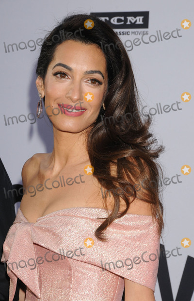 George Clooney, Amal Alamuddin Photo - Photo by: Galaxy/starmaxinc.comSTAR MAXCopyright 2018ALL RIGHTS RESERVEDTelephone/Fax: (212) 995-11966/7/18Amal Alamuddin Clooney at the American Film Institute's 46th Life Achievement Award Gala Tribute To George Clooney.(Dolby Theatre, Hollywood, CA)