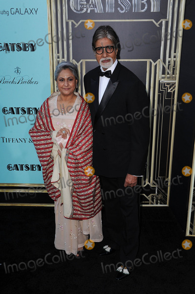 """Amitabh Bachchan Photo - Photo by: Tanya Kesey/starmaxinc.com2013ALL RIGHTS RESERVEDTelephone/Fax: (212) 995-11965/1/13Amitabh Bachchan at the premiere of """"The Great Gatsby"""".(NYC)"""