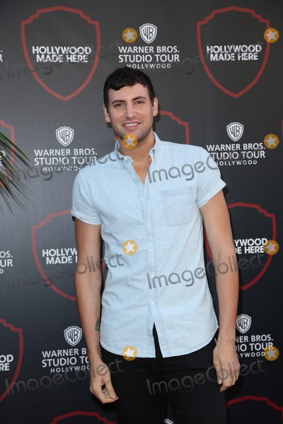Alx James Photo - Photo by: JMA/starmaxinc.comSTAR MAX2015ALL RIGHTS RESERVEDTelephone/Fax: (212) 995-11967/14/15Alx James at the unveiling of Warner Bros. Studio Expansion.(Los Angeles, CA)