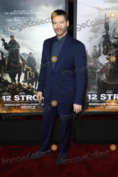 Harry Connick, Harry Connick Jr., Harry Connick, Jr. Photo - Photo by: John Nacion/starmaxinc.comSTAR MAX2018ALL RIGHTS RESERVEDTelephone/Fax: (212) 995-11961/16/18Harry Connick Jr. at the premiere of '12 Strong' in New York City.