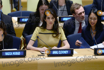 The Unit, Amal Clooney Photo - Photo by: Dennis Van Tine/starmaxinc.com