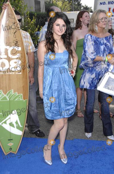 Gomez, Selena Gomez Photo - Photo by: Michael Germana/starmaxinc.com2008. 8/3/08Selena Gomez at the Teen Choice Awards.(Los Angeles, CA)