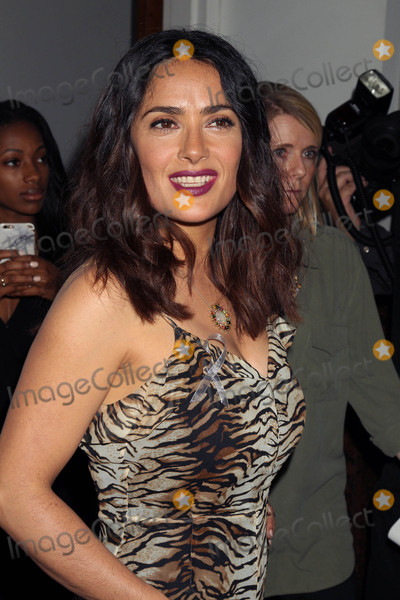 """Salma Hayek Photo - Photo by: RE/Westcom/starmaxinc.comSTAR MAX2016ALL RIGHTS RESERVEDTelephone/Fax: (212) 995-11966/21/16Salma Hayek at the premiere of """"Septembers of Shiraz"""".(Los Angeles, CA)"""
