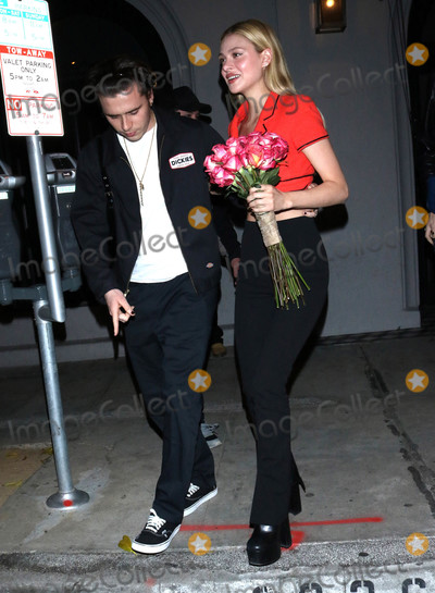 Brooklyn Beckham, Nicola Peltz Photo - Photo by: OGUT/starmaxinc.com
