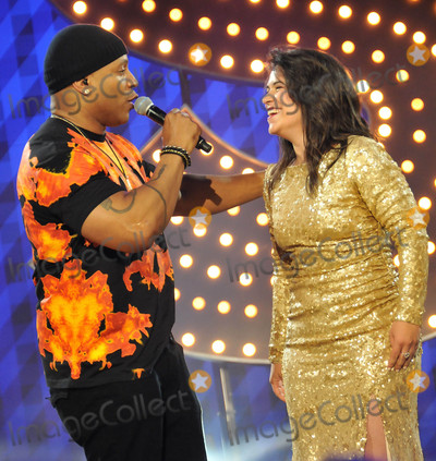 LL Cool J, Abbi Jacobson Photo - Photo by: Demis Maryannakis/starmaxinc.com
