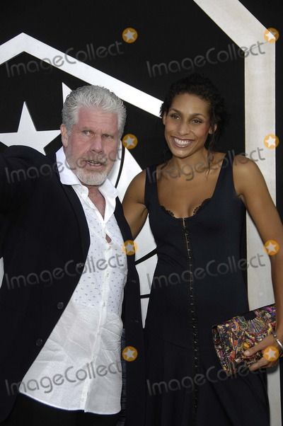 Ron Perlman, Blake Perlman Photo - Ron Perlman and Blake Perlman during the premiere of the new movie from Warner Bros. Pictures PACIFIC RIM, held at the Dolby Theater, on July 9, 2013, in Los Angeles.