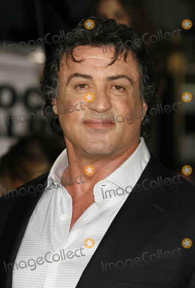 """Sylvester Stallone Photo - Photo by: RE/Westcom/starmaxinc.com2006. 12/13/06Sylvester Stallone at the premiere of """"Rocky Balboa"""".(Hollywood, CA)"""