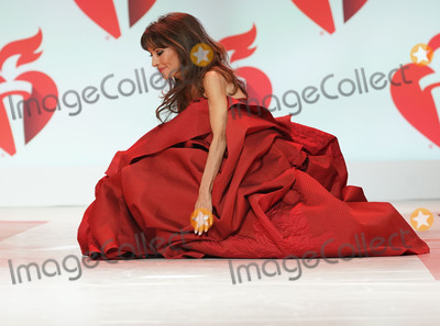 Susan Lucci Photo - Photo by: zz/John Nacion/starmaxinc.comSTAR MAXCopyright 2019ALL RIGHTS RESERVEDTelephone/Fax: (212) 995-11962/7/19Susan Lucci falls down on the runway at The American Heart Association's Go Red For Women Red Dress Collection Fashion Show during New York Fashion Week in New York City.(NYC)