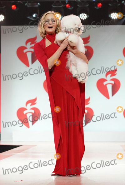 Bo Derek Photo - Photo by: zz/John Nacion/starmaxinc.comSTAR MAXCopyright 2019ALL RIGHTS RESERVEDTelephone/Fax: (212) 995-11962/7/19Bo Derek and her dog Flynn on the runway at The American Heart Association's Go Red For Women Red Dress Collection Fashion Show during New York Fashion Week in New York City.(NYC)