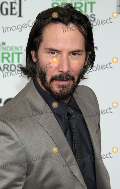 Keanu Reeves Photo - Photo by: RE/Westcom/starmaxinc.com2014ALL RIGHTS RESERVEDTelephone/Fax: (212) 995-11963/1/14Keanu Reeves at the 2014 Film Independent Spirit Awards.(Santa Monica, CA)