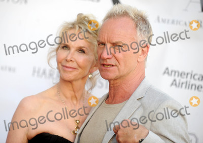 Sting, Trudi Styler, Trudie Styler, Trudy Styler Photo - Photo by: Dennis Van Tine/starmaxinc.comSTAR MAX2018ALL RIGHTS RESERVEDTelephone/Fax: (212) 995-11965/21/18Sting and Trudie Styler at The 2018 American Ballet Theatre Spring Gala in New York City.