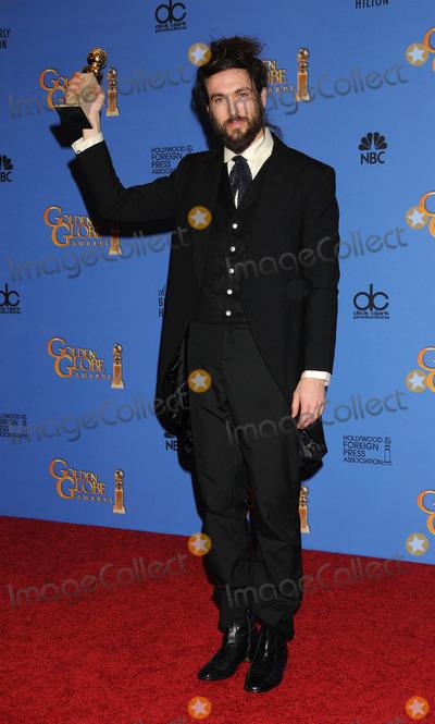 Alex Ebert Photo - Photo by: Galaxy/starmaxinc.com2014ALL RIGHTS RESERVEDTelephone/Fax: (212) 995-11961/12/14Alex Ebert at The 71st Annual Golden Globe Awards.(Beverly Hills, CA)