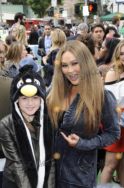 Tia Carrere, Angry Bird, Angry Birds Photo - Photo by: Michael Germana/starmaxinc.comSTAR MAX2016ALL RIGHTS RESERVEDTelephone/Fax: (212) 995-11965/7/16Tia Carrere at the premiere of 'Angry Birds'.(Los Angeles, CA)