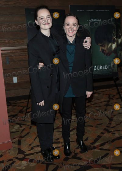 Ellen Page, The Cure Photo - Photo by: gotpap/starmaxinc.com
