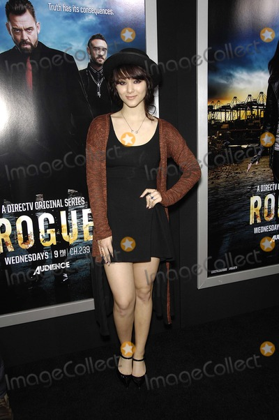 Fivel Stewart Photo - Fivel Stewart during the premiere of the new series from DirectTV ROGUE, held at the Arclight Cinerama Dome, on March 26, 2013, in Los Angeles.