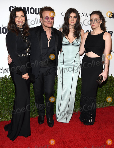 Ali Hewson, Bono, Eve, Eve Hewson, Jordan Hewson Photo - Photo by: KGC-11/starmaxinc.com