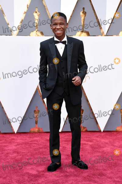 The 88, Abraham Attah Photo - Photo by: KGC-11/starmaxinc.comSTAR MAXCopyright 2016ALL RIGHTS RESERVEDTelephone/Fax: (212) 995-11962/28/16Abraham Attah at the 88th Annual Academy Awards (Oscars).(Hollywood, CA, USA)