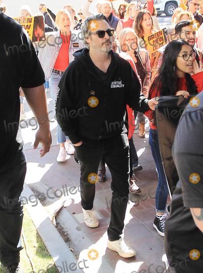 Angel City, Jane Fonda, Joaquin Phoenix Photo - Photo by: SMXRF/starmaxinc.comSTAR MAX2020ALL RIGHTS RESERVEDTelephone/Fax: (212) 995-11962/7/20Jane Fonda and Joaquin Phoenix lead several hundred environmentally conscious supporters at Los Angeles City Hall.(Los Angeles, CA)