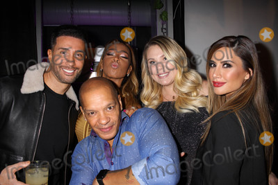 Amina Buddafly, Kailyn Lowry, Asifa Mirza Photo - Photo by: Victor Malafronte/starmaxinc.comSTAR MAX2017ALL RIGHTS RESERVEDTelephone/Fax: (212) 995-119610/12/17Bobby Panahi, Asifa Mirza, Peter Gunz, Amina Buddafly and Kailyn Lowry at The WE TV celebration of the return of Marriage Bootcamp Reality Stars atThe Attic Rooftop & Lounge in New York City.