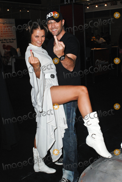 Allie Haze Photo - LOS ANGELES, CA - AUGUST 27:  Adult Film Star Allie Haze and Axel Braun appear at 2011 eXXXotica Los Angeles  at the Los Angeles COnvention Center West Hall on August 27, 2011  in Downtown Los Angeles, California  (Albert L. Ortega/ImageCollect.com)
