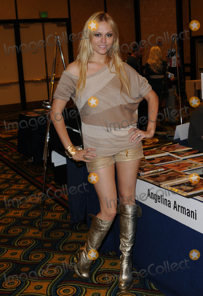 Angelina Armani Photo - LOS ANGELES, CA - OCTOBER 1: Angelina Armani at the Sign of the Times Convention held at LAX Marriott Hotel on Saturday October 1, 2011  in Lo Angeles, California  (Albert L. Ortega/ImageCollect.com)