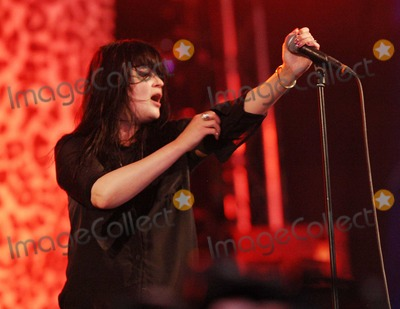 Alison Mosshart, The Kills Photo - Alison Mosshart of The Kills performs at Day Two of the Reading Festival 2011. Reading, UK. 27th August 2011.