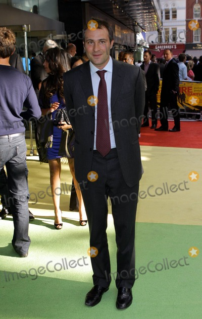 """Ben Goldsmith, Leicester Square Photo - Ben Goldsmith at the European premiere of """"Fire in Babylon"""" at Odeon Leicester Square. London, UK. 5/9/11."""