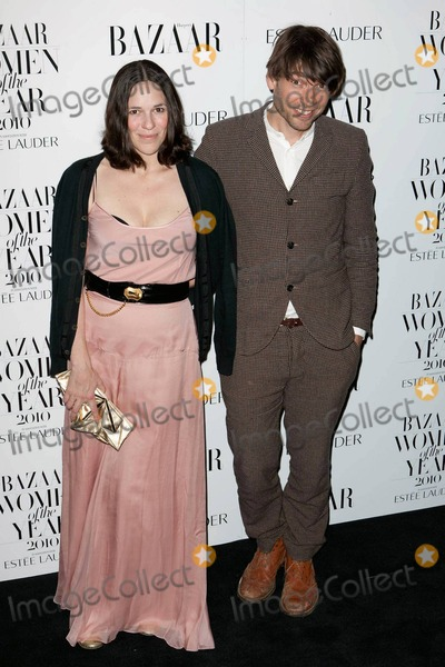 Alex James Photo - Alex James and Claire James appear at the Harper's Bazaar Women Of The Year Awards 2010 held at One Mayfair. London, UK. 11/1/10.