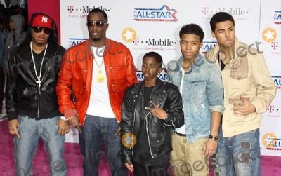 Photos and Pictures - Sean Combs (aka Diddy) with his sons