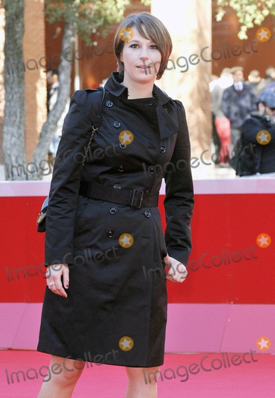 """The Calling Photo - Audrey Estrougo attends the photo call for her film """"Leila"""" held at Auditorium Parco Della Musica during the 5th International Rome Film Festival. Rome, ITA. 10/28/10."""