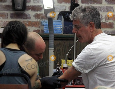 photos and pictures american chef author and star of the travel channel 39 s anthony bourdain. Black Bedroom Furniture Sets. Home Design Ideas