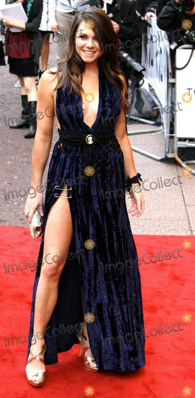 """Alison Carroll Photo - Alison Carroll at the premiere of """"The Kid"""" at the Odeon Leicester Square. London, UK. 9/15/10."""