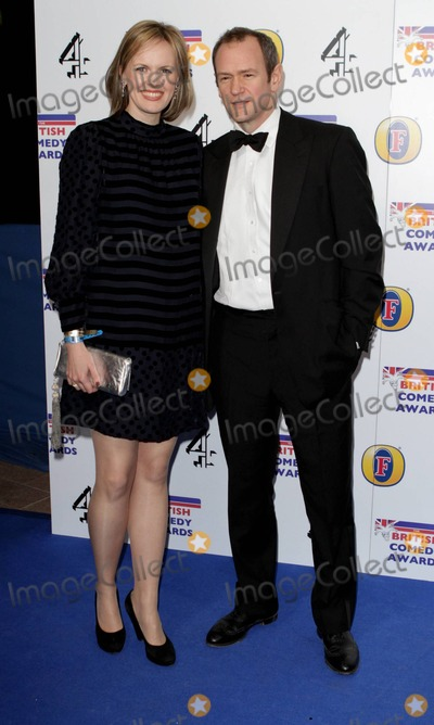 Alexander Armstrong, Jonathan Ross Photo - Alexander Armstrong and wife Hannah Bronwen Snow arrive at the British Comedy Awards held at the O2 Arena and hosted by Jonathan Ross. London, UK. 01/22/11.