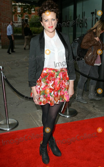 """Annie Mac Photo - Annie Mac at the Northern Ballet's press night performance of """"Cleopatra"""" held at the Sadler's Wells Theatre. London, UK. 5/17/11."""