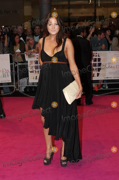 "Alexandra Felstead Photo - Alexandra Felstead at the premiere of ""One Day"". Vue Westfield, London, UK. August 23rd 2011."
