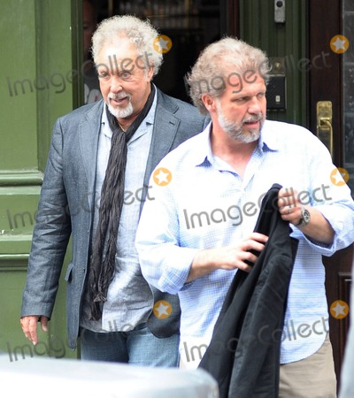 Photos and Pictures - EXCLUSIVE!! Veteran singer Tom Jones, 70, and