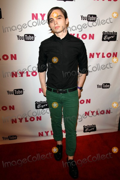 August Emerson Photo - August Emerson arrives at NYLON Magazine's party celebrating their annual Young Hollywood Issue presented by Onitsuka Tiger and YouTube at Bardot Hollywood in Los Angeles, CA. 5/4/11.